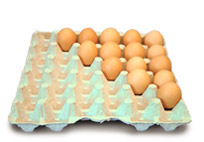 Egg packaging image